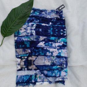 Apt. 9 Accessories - 🌷3/$20 Apt 9 Meteorite Tie Dye Scarf🌷